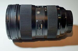 Sigma ART EF 24-35mm f/2 DG HSM Art Lens for Canon - USED