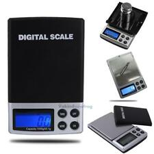 1000/0.1g Digital Pocket Scale Precision Jewelry Kitchen Milligram Gram Weight