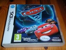 Cars 2: The Video Game (DS) PEGI 3+ Racing