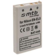 Batteria EN-EL5 ENEL5 per Nikon Coolpix P3, P4, P510, P520, P530, AW110, AW110s
