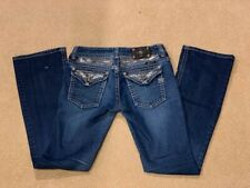Miss Me Women's Mid Rise Jeans Size 29, Lightly Used
