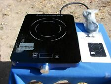 TODD ENGLISH Programmable INDUCTION Cooker Burner 1800W