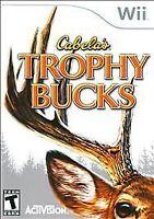Cabela's Trophy Bucks (Nintendo Wii, 2008)