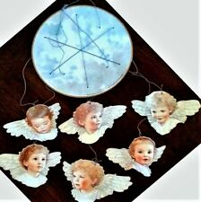 ANGEL BABIES ORNAMENTS HANGING MOBILE Kathy Lawrence FACTORY SEALED Shackman