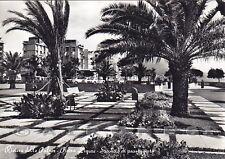 SAVONA PIETRA LIGURE 45 Cartolina FOTOGRAFICA viaggiata 1963