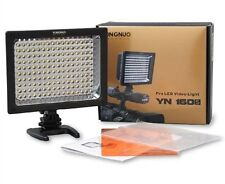 YONGNUO YN-160s LED Video Light Lamp for Nikon D7000 D5100 D5200 D3100 Canon