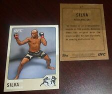 Anderson Silva UFC 2011 Topps Title Shot Legacy Insert Card #L-1 153 148 126 117