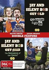 Jay and Silent Bob Get Old & Irish Collection NEW R4 DVD