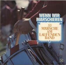 Various-Military... Wenn Wir Marschieren 2-LP  (Double ) GER