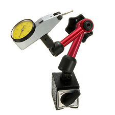 NEW Mini Flexible Magnetic Base Holder Stand Dial Test Indicator Tool