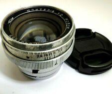 Jupiter P 5cm f2.0 LTM M39 mount Lens for Contax Nikon rangefinder cameras 50mm