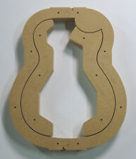 OM Acoustic Guitar Form/Mold for Luthiers, 'Florentine' Cutaway