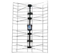 4 x Bowtie Stacked Bay HD TV Antenna - Super Long Range 4-Bay antenna