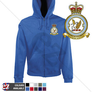Squadron 28 - Hoodie Zipped + Personalisation