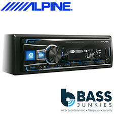 Alpine UTE-92BT 50W x 4 Mechless Bluetooth AUX In USB Android iPhone Car Stereo