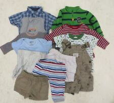 BOY'S CLOTHING LOT- 12pcs.-  (6 MO)