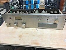 AMPEX Professional Magnetic Audio Tube  Record Amplifier. For parts or rebuild