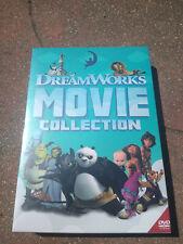 Dreamworks 24-Movie Collection Dvd Box Set Kung Fu Panda Shrek Trolls and More!