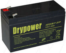 12SB7.2P-F2 12V 7.2Ah Backup Main Power Cyclic SLA Battery CBC12V8.0AH NP7-12