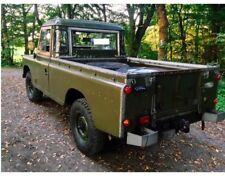 Land-Rover Serie 3 Getriebe mit Fairey Overdrive