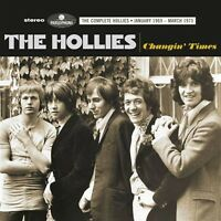 THE HOLLIES - CHANGIN' TIMES 5 CD NEW+