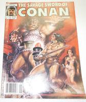 The Savage Sword Of Conan Magazine Red Stones June 1990 081914R