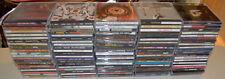 BIG LOT OF 100 VINTAGE MUSIC CD'S - SOUL - ROCK - MORE!