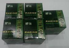 HONDA CRF450X (2004 to 2017) HIFLOFILTRO Filtro Olio (HF116) x 5 pezzi