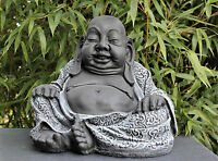 Buddha Figur Garten, Buddha Statue Deko, Buddha Gartenfigur, Steinfigur