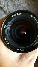 Tamron SP 28-80mm 3.5-4.2 mf lens to Sony Full frame A9 ll A7R A7 lll A99 ll
