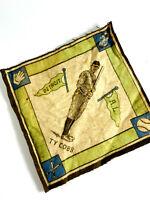 MEGA RARE Ty Cobb 1914 Ty Cobb Baseball Tobacco Felt AL WOW detroit tigers