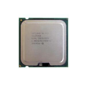 Intel 440 Celeron SL9XL 2.0GHz 512K Cache, 800 MHz Free Shipping