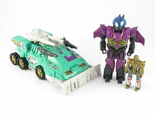 Transformers G1 Roadblock Ultra Pretenders Complete Great Condition