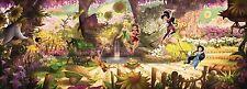 Papel pintado Fotomural Hadas Disney pequeño decoración habitación infantil niña