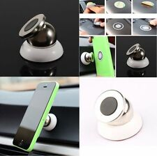 Universal Cell Phone GPS Mobile Car Magnetic Dash Mount Holder For iPhone Galaxy