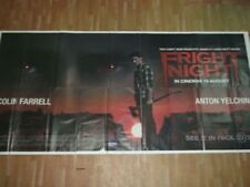 FRIGHT NIGHT colin farrell 2011 ENGLISH Orig Promo 6 SIX SHEET POSTER INDIA HUGE