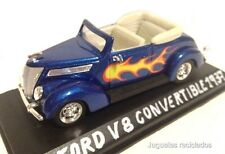 ** 1/43 FORD V8 CONVERTIBLE 1937 DIECAST