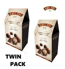 Baileys Chocolate Truffles Box 135g -TWIN PACK Luxury range Christmas Stocking