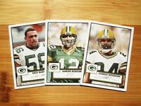 2006 Topps Heritage Green Bay Packers TEAM SET - Aaron Rodgers