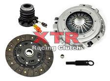 XTR HD CLUTCH KIT+SLAVE 93-10/94 FORD RANGER / MAZDA B2300 B3000 2.3L L4 3.0L