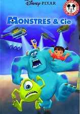 MONSTRES & Cie club du livre mickey
