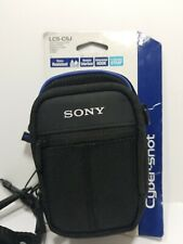 Sony LCS-CSJ Soft Carrying Case NEW IN PACKAGE S W T N DSC Cameras Camera Case