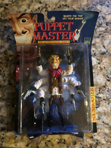 Full Moon Toys Puppet Master Six Shooter Gold Edition 7-in Figure Rare