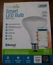 Bluetooth Smart LED: BR30 FLOOD 65W Equivalent Dimmable - HOME BRIGHT