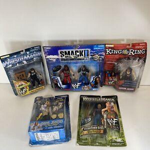 WWE Titan Tron Jakks Bundle Original Packaging Reseal Action Figures
