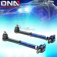 For 88-00 Honda Civic//CRX//Del Sol DNA Motoring CBK-R-HC88-BL Suspension Camber Kit