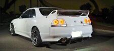 JDM AutoSelect Style Carbon Devil Wing Fits Nissan Skyline R33 GTS33 GTR33
