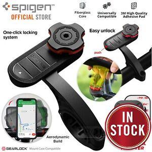 Mobile Phone GPS Bike Mount Holder Spigen Gearlock MF100 for Bicycle Motorcycle