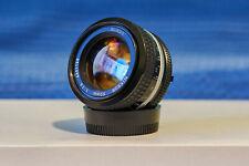 obiettivo Nikon 50 mm ai f 1.4 in ottime condizioni per reflex nikon!
