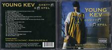 !@#$ Young Kev - Ghetto Gospel (CD/DVD) KC Missouri Rap G-Funk E-40 !@#$